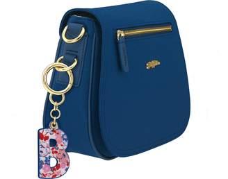Cath Kidston Mews Ditsy Bag Charm/Key Ring Initial Charm B
