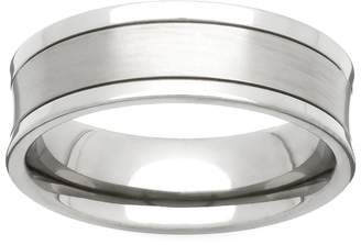 GETi Titanium Concave 6mm Ring