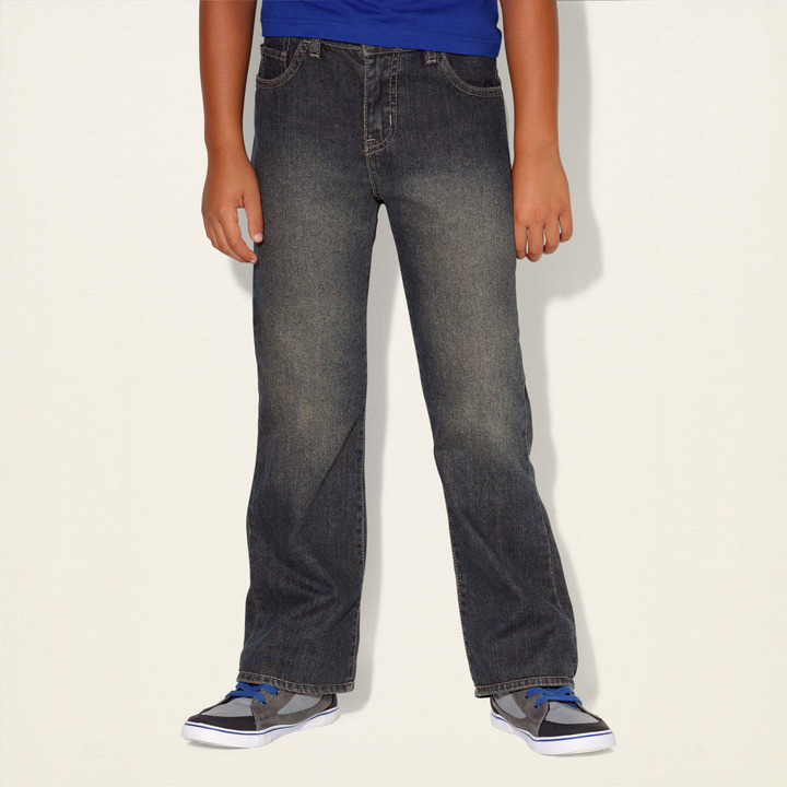 Children's Place Bootcut jeans - aged stone - husky