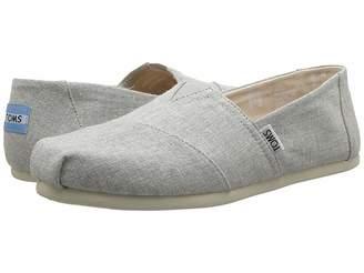 Toms Classics (Drizzle Grey Slub Chambray