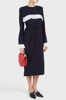 Mother of Pearl Anner Midi Dress
