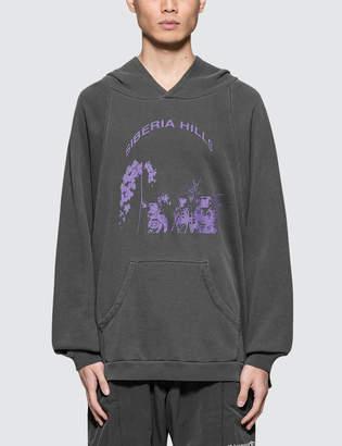 Siberia Hills Bat Wing Logo Hoodie