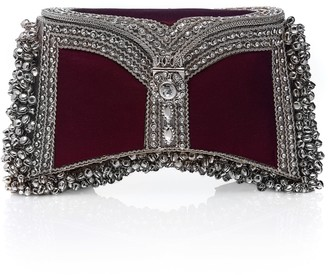 Mae Cassidy Zeenat Clutch Port