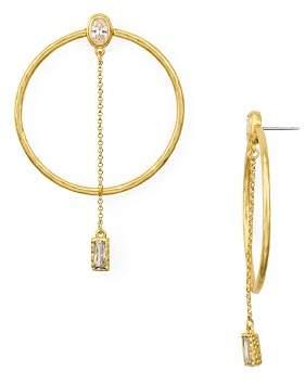 Kate Spade Loop & Linear Drop Earrings