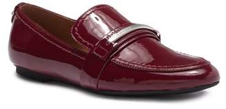 Calvin Klein Orianna Patent Leather Loafer
