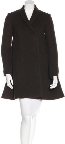 CelineCéline Wool Long Coat
