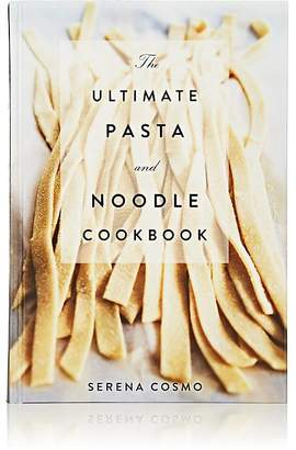 Simon & Schuster The Ultimate Pasta & Noodle Cookbook