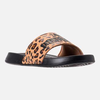 Puma Women's Popcat Slide Sandals