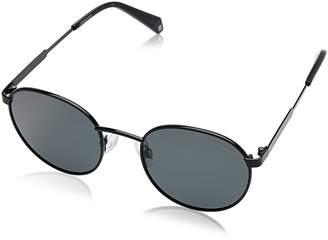 Polaroid Sunglasses Pld2053s Polarized Oval Sunglasses