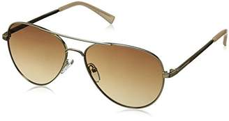 Calvin Klein R169S Aviator Sunglasses