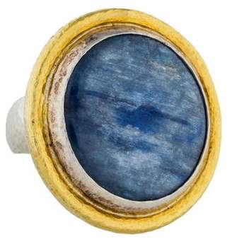Gurhan Kyanite Cocktail Ring