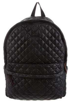 MZ Wallace Quilted Nylon Backpack