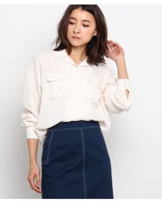 Dessin (デッサン) - Ladies [洗える]ジョーゼットシャツ