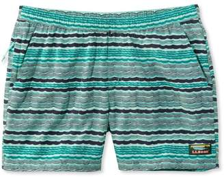 L.L. Bean L.L.Bean Packable Stowaway Shorts, Print