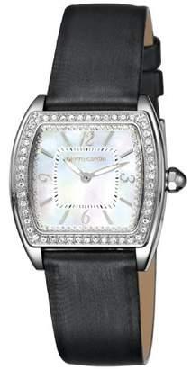 Pierre Cardin Women's Quartz Watch L'Harmonie PC104162F01 with Leather Strap