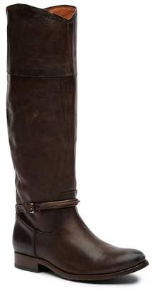 Frye Melissa Tall Leather Boot - Extended Calf Width Available