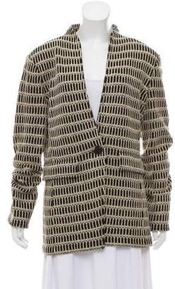 St. John Knit Longline Jacket w/ Tags
