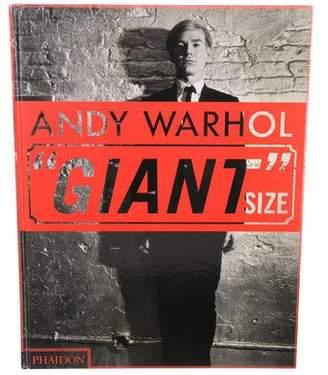 Phaidon Andy Warhol 'Giant' Size