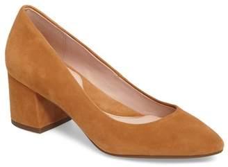 Taryn Rose Rochelle Block Heel Pump (Women)