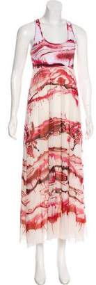 Jean Paul Gaultier Soleil Sleeveless Maxi Dress
