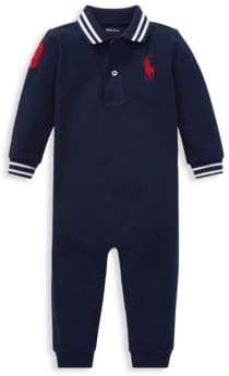 Ralph Lauren Boy's Polo Coverall