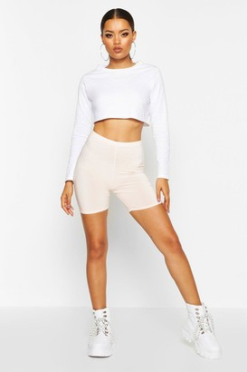 boohoo Slinky Cycling Shorts