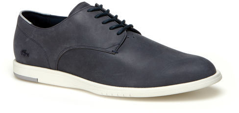 Lacoste Men's Laccord Leather Derby Shoes