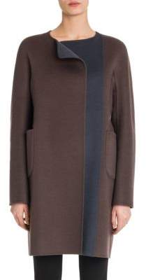 Jil Sander Reversible Cashmere Coat
