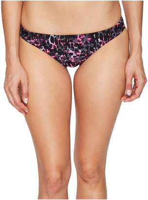 Speedo Print Bikini Bottom Women's Swimwear