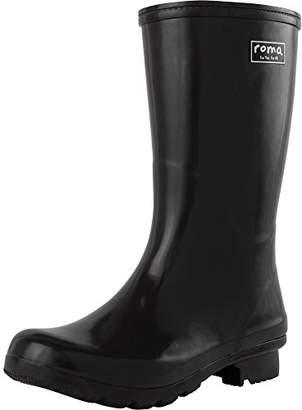 Roma Boots Women's Emma Mid Rain Boots