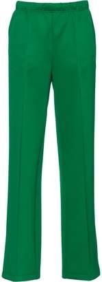 Prada straight-leg track pants