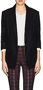 Rag & Bone Women's Lexington Wool One-Button Blazer-Black