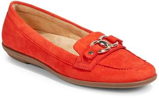 Naturalizer Almond-Toe Suede Loafers