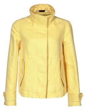 Benetton Summer jacket yellow