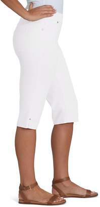 Gloria Vanderbilt Women's Avery Pull-On Skimmer Capris