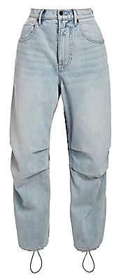 Alexander Wang Women's Nylon Denim Pants