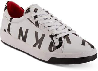 DKNY Men's Sam Logo Lace-Up Sneakers Men's Shoes