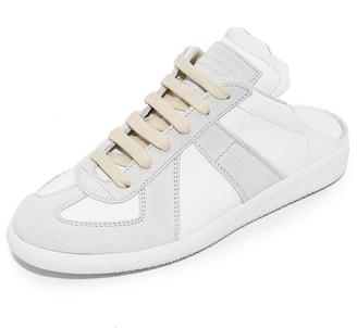 Maison Margiela Mule Sneakers $495 thestylecure.com