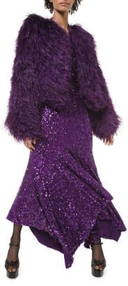 Michael Kors Chubby Feather Jacket