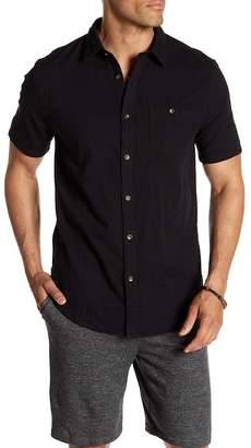 Threads 4 Thought Short Sleeve Gauze Regular Fit Shirt