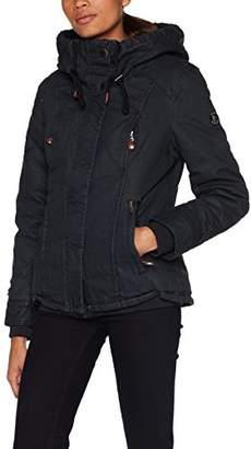 Khujo Women's ZORA Raisin Washed Jacket,XX-Large