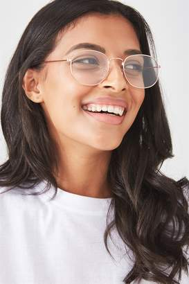 Supre Faux Geek Fashion Glasses