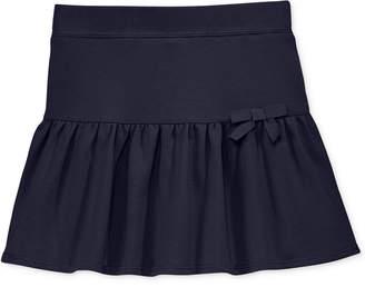 Nautica (ノーティカ) - Nautica Drop-Waist Scooter Skirt, Little Girls