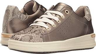 Geox Girls' Aveup 4 Sneaker