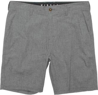 VISSLA Palms Hybrid Short - Men's