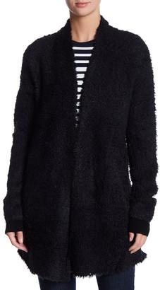 Inhabit Furry Long Cardigan $440 thestylecure.com