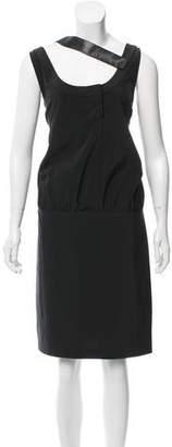Prada Sport Sleeveless Midi Dress