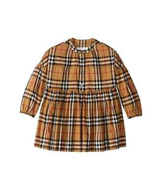 Burberry Marny Check Dress (Little Kids/Big Kids)