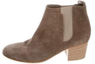 Vince Easton Nubuck Booties