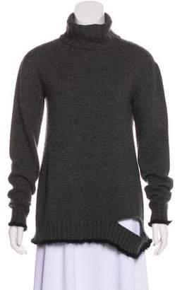 Celine Cashmere & Mohair-Blend Sweater